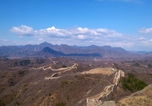 Randonnée privée de 3 jours sur la Grande Muraille de Chine – Au départ de Pékin - Grande Muraille de Chine -