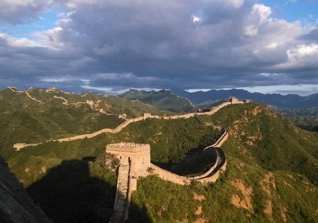 Randonnée privée de 2 jours à Jiankou et Jinshanling – Au départ de Pékin - Grande Muraille de Chine -
