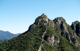 Private 2-day Excursion to Jiankou and Mutianyu – Departing from Beijing