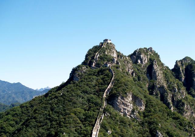 Excursion privée de 2 jours à Jiankou et Mutianyu – Au départ de Pékin - Grande Muraille de Chine -