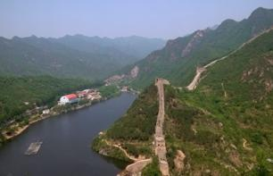Private Hike along the Great Wall at Huanhuacheng – Departing from Beijing