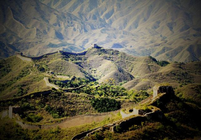 Randonnée privée sur la Grande Muraille de Gubeikou – Au départ de Pékin - Grande Muraille de Chine -