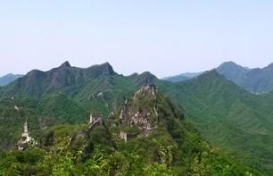 Private Excursion along the Great Wall at Jiankou and Mutianyu – Departing from Beijing