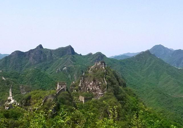 Excursion privée sur la Grande Muraille de Jiankou et Mutianyu – Au départ de Pékin - Grande Muraille de Chine -