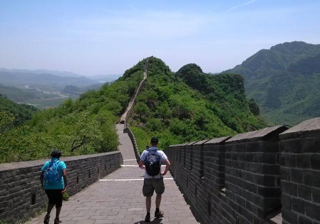 A grande muralha da china tour of the eastern qing tombs for A grande muralha da china