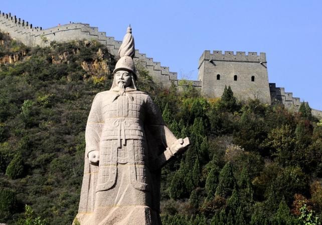 Photo Visite des tombeaux des Qing de l'est et excursion à Huangya – Au départ de Pékin