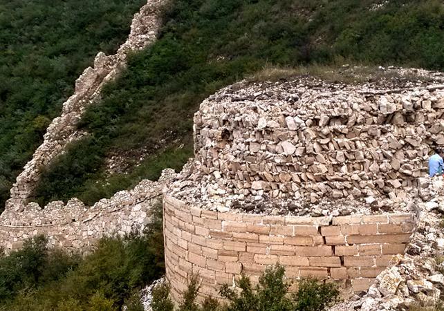 A grande muralha da china sporty trek along the great for A grande muralha da china