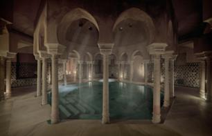 Hammam, bains relaxants et massage traditionnel andalou à Malaga