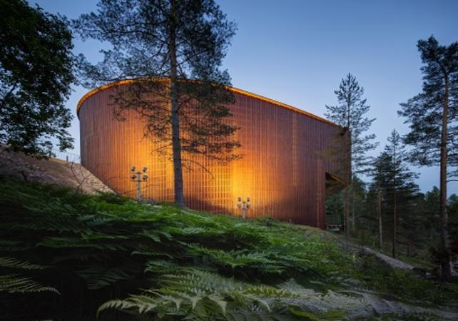 Billet - Centre de la Nature Finlandaise Haltia - Helsinki -