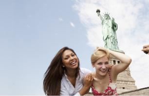 New York City Tour & Statue of Liberty Visit