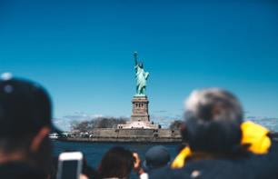Tour de New York en bus & Visite de la Statue de la Liberté (en option) - En français