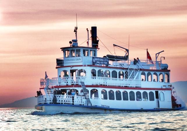 City tours,Gastronomy,Cruises, sailing & water tours,Special lunch and dinner,