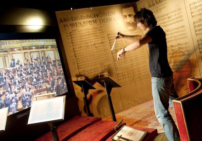 Billet combiné pour le musée Haus der musik et la Maison de Mozart image 4