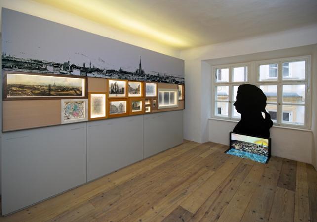 Billet combiné pour le musée Haus der musik et la Maison de Mozart image 3