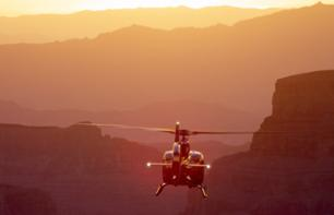 Helicopter Flight: The Grand Canyon, Hoover Dam & Las Vegas – VIP tour