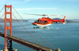 Helicopter Ride over San Francisco