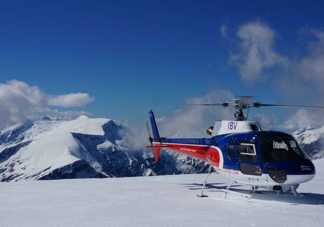 ,Helicopter tour,Lord Of The Rings Tour