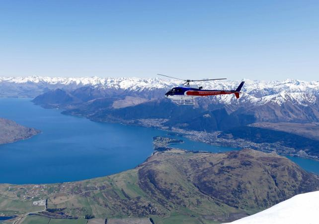 ,Helicopter tour