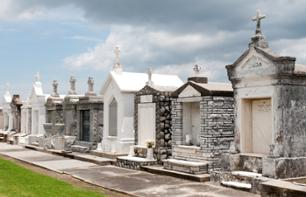 Guided tour of the Saint Louis Cemetery