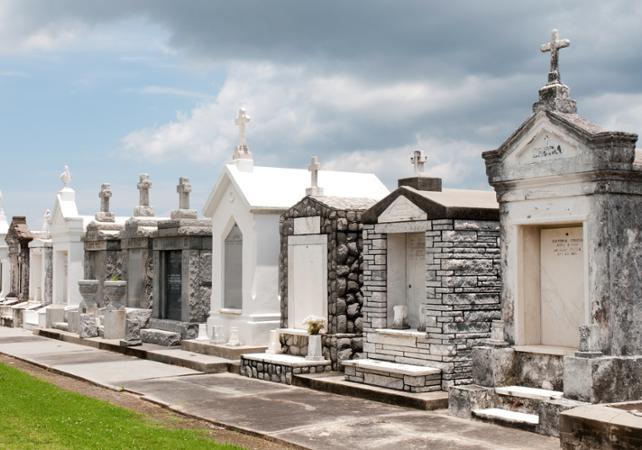 Visite guidée du cimetière St. Louis - La Nouvelle-Orléans -