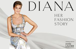 Tickets for the Lady Diana Exhibit 'Her Fashion Story' – Kensington Palace – London