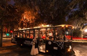 Haunted Tour of Savannah – Night visit