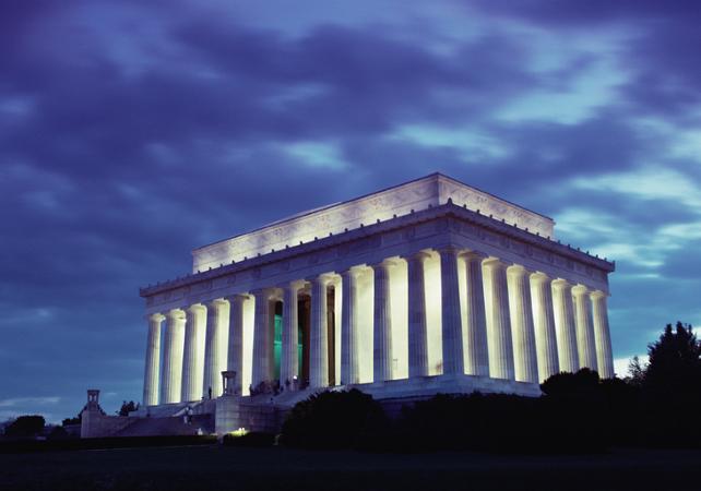 Washington Dc Night Tours >> Night Tour Of Washington By Trolley Bus