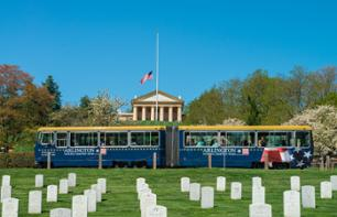 Trolley Bus Tour of Arlington National Cemetery