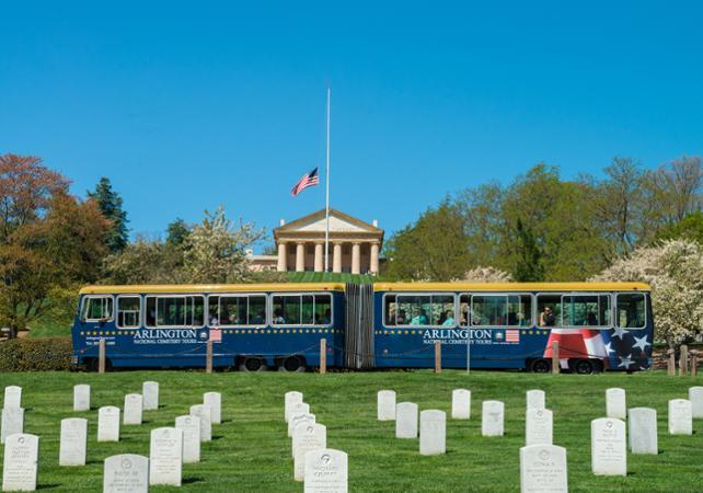 ,Washington Tour,Excursion to Arlington Cemetery