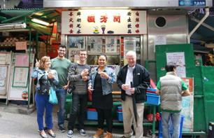 Gourmet Tour of Hong Kong