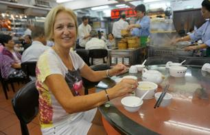 Gourmet Tour of Hong Kong – Private tour