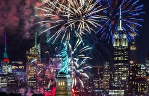 Festive diner cruise for New Year with unlimited drinks - New York