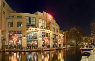 Hard Rock Cafe Amsterdam: Priority Access + Meal Included