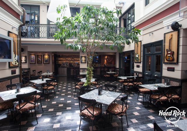 Accès prioritaire au Hard Rock Café d'Athènes - Athènes -
