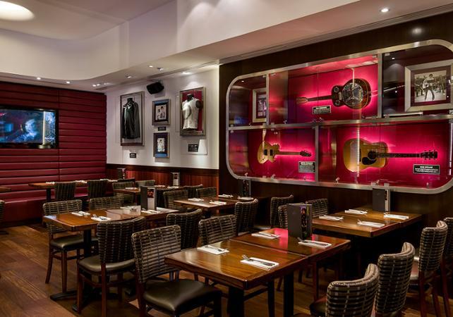 Accès prioritaire au Hard Rock Cafe de Barcelone - Barcelone -