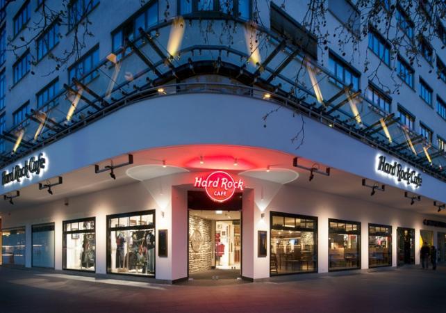 Accès prioritaire au Hard Rock Cafe de Berlin - Berlin -