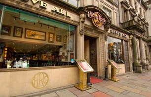 Hard Rock Cafe Edinburgh – Priority Access