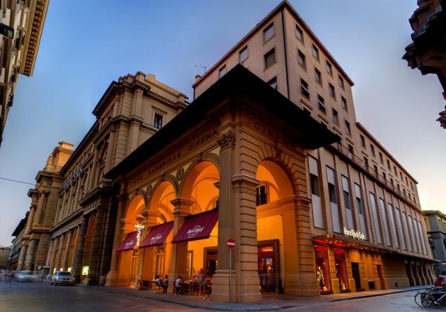 Accès prioritaire au Hard Rock Café de Florence - Florence -