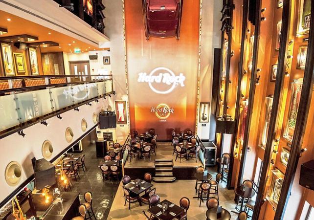 Accès prioritaire au Hard Rock Café de Lisbonne - Lisbonne -