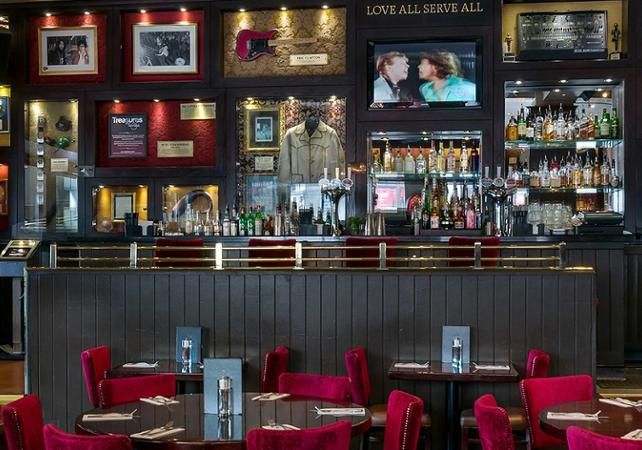 Hard Rock Cafe Hong Kong Menu Prices