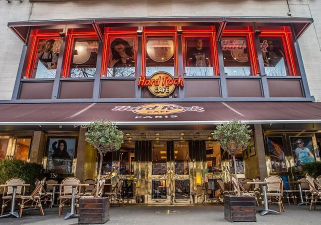 Accès coupe file au Hard Rock Cafe de Paris - new-paris -
