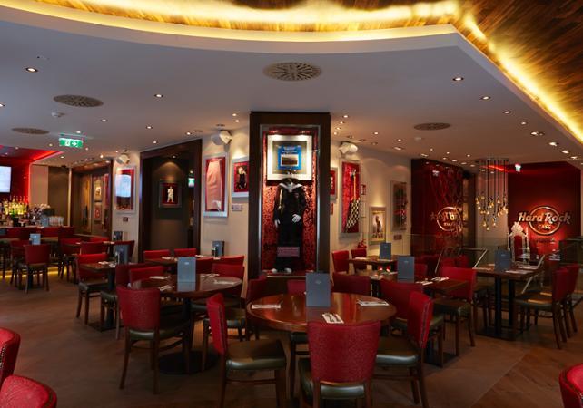 Accès prioritaire au Hard Rock Cafe de Vienne - Menu 3 plats image 3