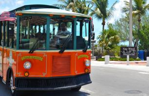 Trolley Bus Pass Key West