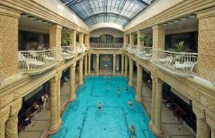 Gellért Thermal Baths – Fast-Track Ticket
