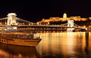 Danube Dinner Cruise – 10pm departure from Danube Palace