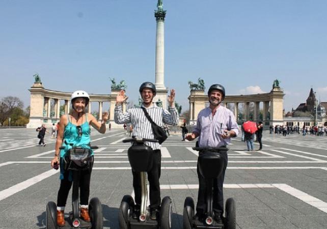 Visite guidée en segway du parc Városliget à Budapest - Budapest - Ceetiz