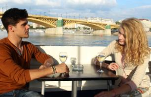 Wine Tasting Cruise on the Danube – Optional hotel pick-up/drop-off