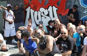 Die Legenden des Hip Hops in Brooklyn - Bustour