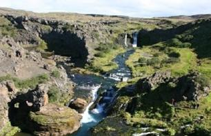 Excursion to Iceland's south coast: Thórsmörk valley, hiking and waterfalls - departure Reykjavik