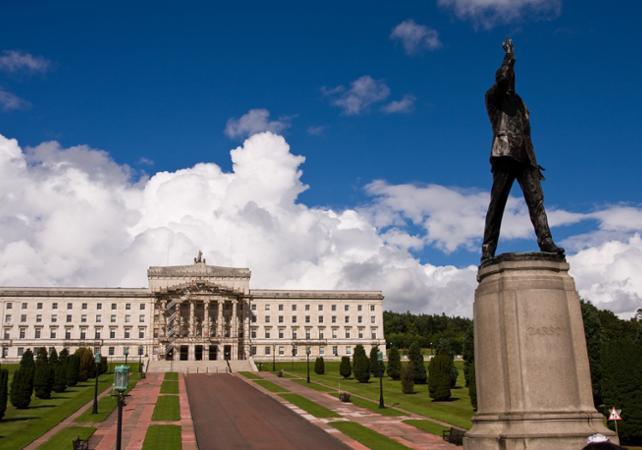 Excursion à Belfast et à la chaussée des géants au départ de Dublin image 4